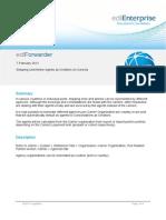 Ed i Enterprise Update Note 20120207