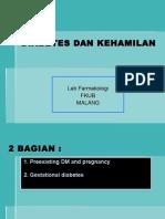 kuliah diabetes +kehamilan