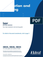 isar (V3 Flue System) Your Ideal installation and servicing guide
