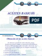 ACEITES BASICOS