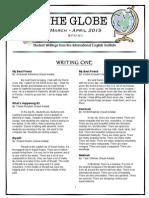 The Globe - March/April 2015