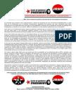 Declaración Conjunta - Ante La Situación Política y Electoral de La U. de Concepción – 24 de Abril de 2015