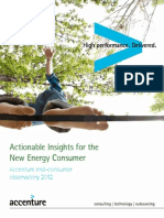 Accenture Actionable Insights New Energy Consumer