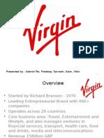 Virgin limited Slides