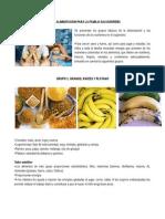 Guia de Alimentacion Para La Familia Salvadoreña