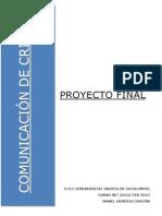 Proyecto Entrega Final