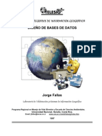Diseño Base Datos Sig