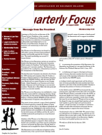 Quarterly Focus