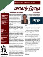 Quarterly Focus