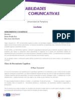 Lectura habilidades comunicativas