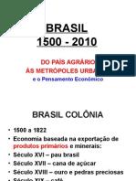 04. BRASIL - evolução econômica.2015.ppt