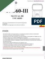 YN 560III Manual Usuario ESP (1)