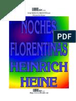 Noches Florentinas - Heine