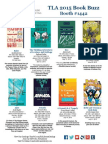 TLA 2015 Book Buzz Handout