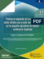 Prácticas de Agricultura adaptadas al CC.pdf