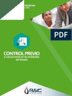 Curso Presencial | Control Previo y Concurrente - 13 mayo