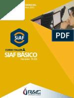 Curso presencial | SIAF básico
