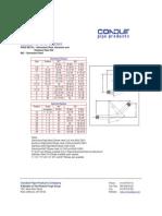 Conduit Size and Radius