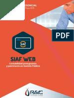 Curso Presencial Siaf web - Inicio 06 de mayo