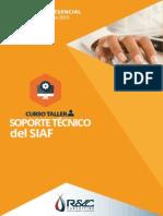 Curso Presencial - Soporte Técnico SIAF - 14 mayo