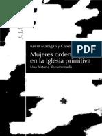 Mujeres Ordenadas en La Iglesia Primitiva,2005.
