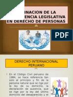 Diapositivas Derecho de Personas
