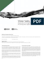 Water Safety Plan Manual WHO
