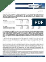 Corsair Capital Management 1Q 2015 Letter