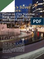 SFVBA's Silver Sponsors