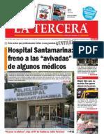 Diario La Tercera 24.04.2015