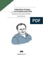 Ulrich Beck, Cosmopolitismo Versus Globalización