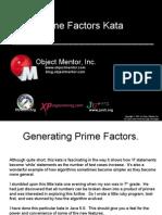 Prime Factors Kata (1)
