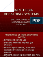 Anaesthesia Breathing Systems,Vaporizers FINAL 2