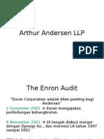 Arthur Andersen LLP