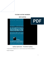 The Iesna Lighting Handbook-ninth Edition