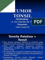 Tumor Tonsil Dyah