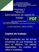 Present Finanzas 1 Tema 3