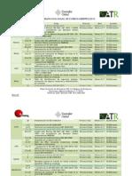 Programacion 2015 ATR