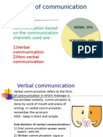 Lecture 4-Verbal Communication