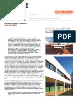 Arquitetura e Manifesto