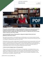 Tomás de Mattos - Entrevista de Montevideo Portal
