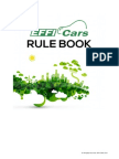 Effi Cars 2016 Rule Book