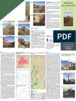 Plano 5 Castillo de Uixó