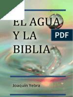 EL_AGUA_Y_LA_BIBLIA