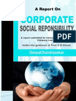Corporate Social Responsibility - Indian Perspective