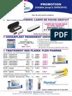 2015 Promo Printemps INF