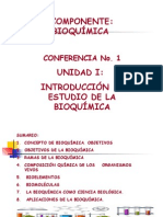 Introducción a Las Biomoleculas