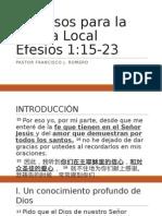 Sermón 12-04-2015