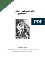 Portretul Razboinicului Germanic