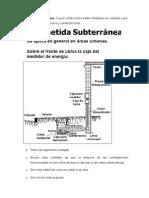 Circuitos SubterraNeos